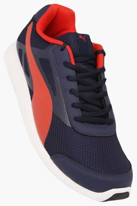 PUMA Mens Mesh Lace Up Sports Shoes - 203024188