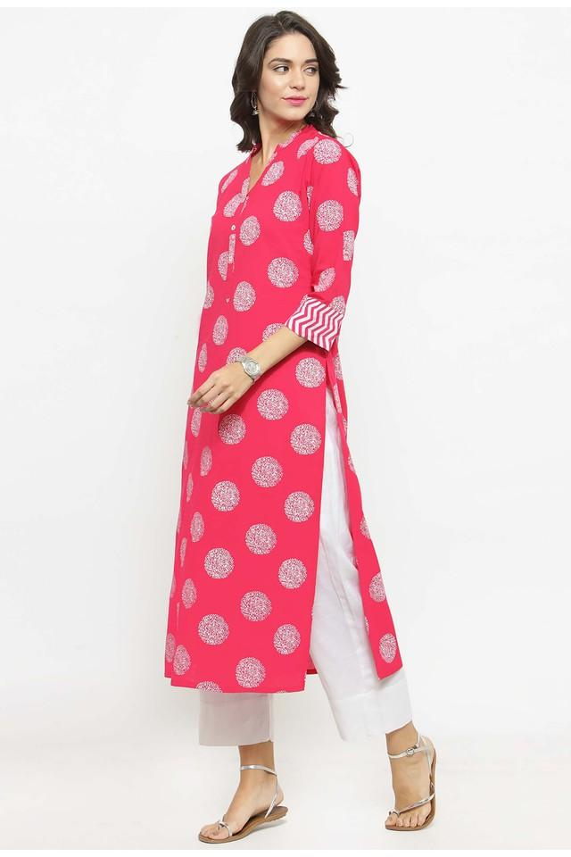 Women Printed Kurta and Pant Set