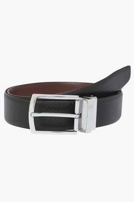 LOUIS PHILIPPEMens Leather Buckle Closure Formal Belt - 203097188