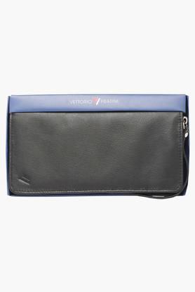 VETTORIO FRATINIMens Leather 1 Fold Wallet - 202697471