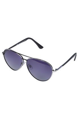Unisex Full Rim Aviator Sunglasses - LI080C11