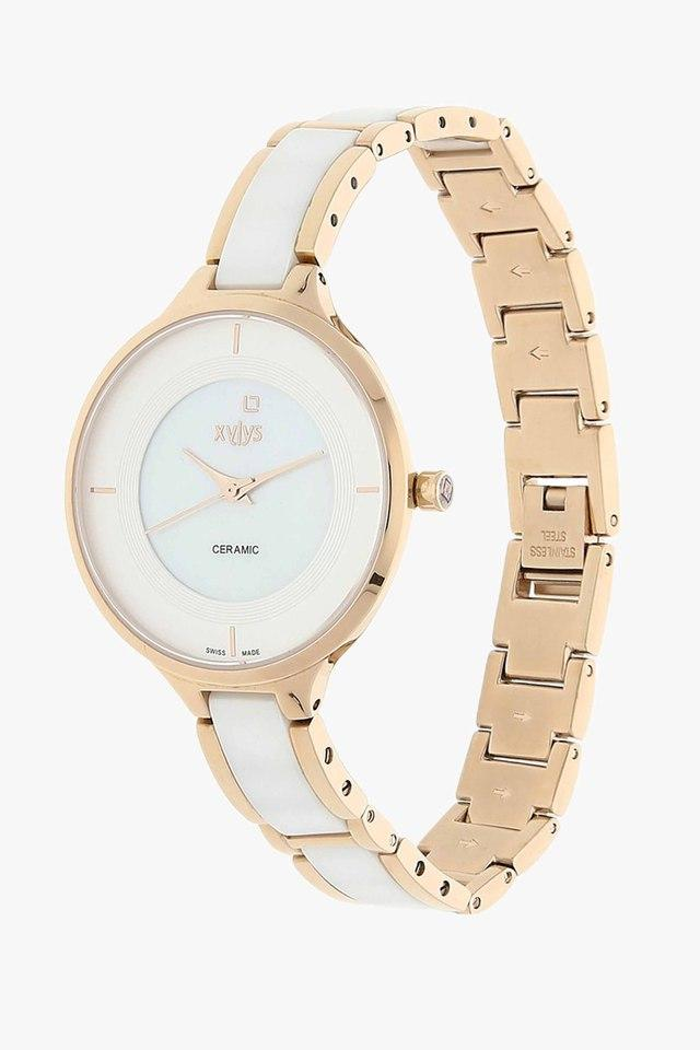Womens Analogue Metallic Watch - NG9920WD02