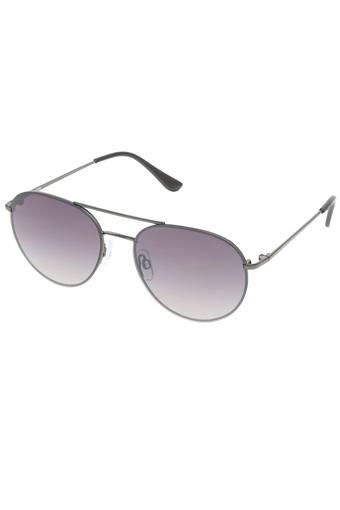 Unisex Gradient and UV protected Lens Navigator Sunglasses - IDS2504C1SG