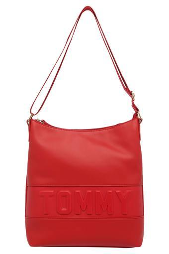 TOMMY HILFIGER -  Red Hobo - Main