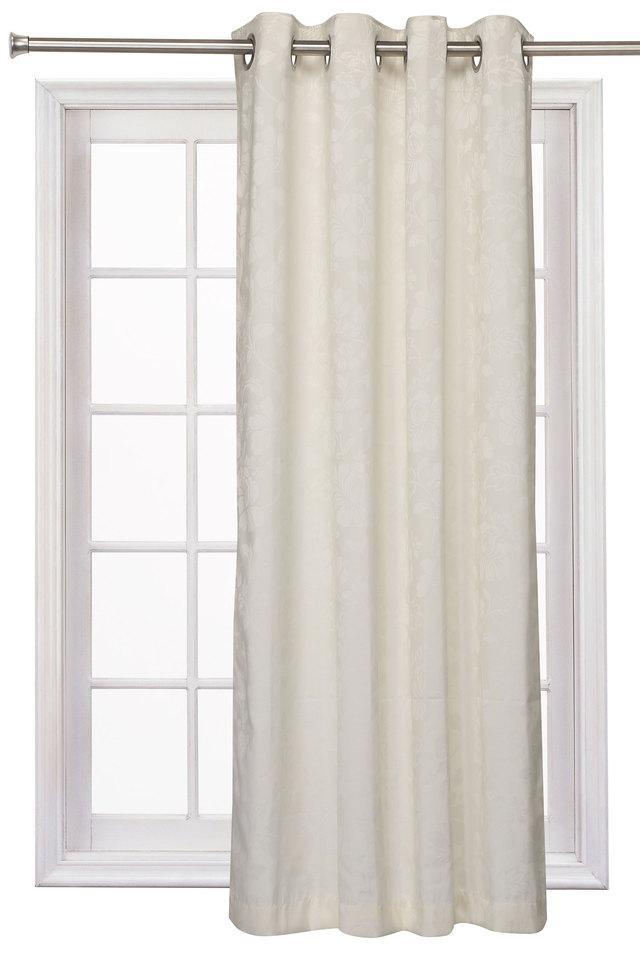 IVY - WhiteWindow Curtain - Main