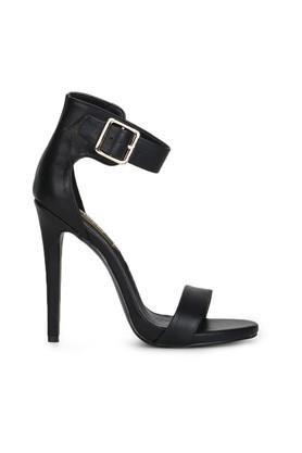 Womens Casual Wear Buckle Closure Stilettos