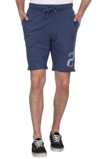 U.S. POLO ASSN. DENIM -  Navy Shorts & 3/4th - Main