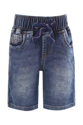 U.S. POLO ASSN. -  Royal BlueBottomwear - Main