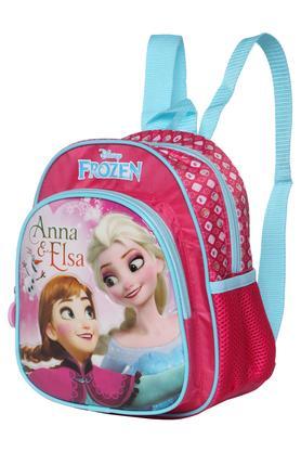 Frozen Anna and Elsa Zip Closure School Bag