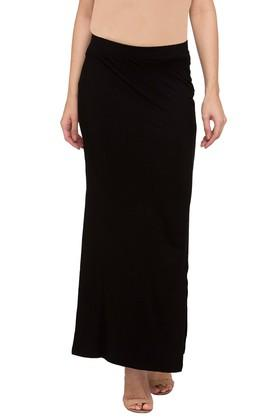 STOP Womens Solid Long Skirt