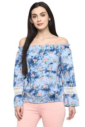 fbad1d05110 Buy Vibe Women Tops & Tees Online | Shoppers Stop