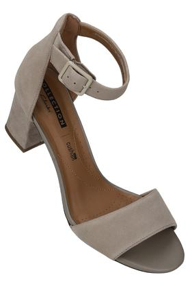 CLARKS Womens Party Wear Buckle Closure Heels