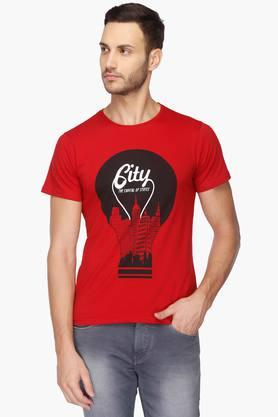 Shoppersstop : Flat 50% to 60% Off On Life & Stop T- shirt + Free Shipping low price image 10
