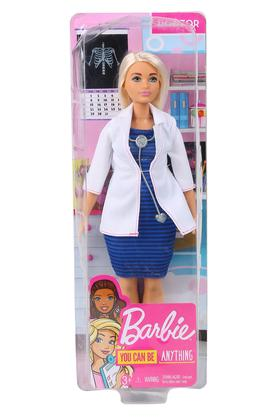 Girls Doctor Barbie Doll