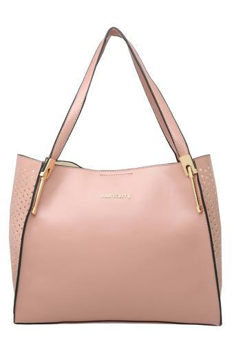 2e6c16832c8 Womens Zip Closure Tote Handbag With Sling Bag