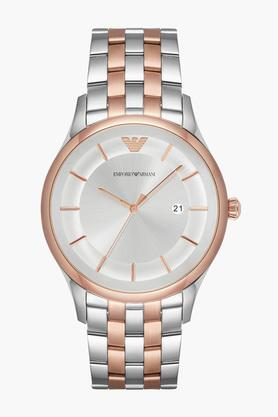 Mens Analogue Stainless Steel Watch - AR11044