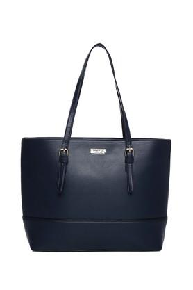 TRUFFLE COLLECTION - NavyTote - Main