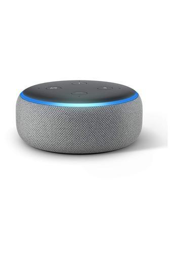 All-new Echo Dot (3rd Gen) - Smart speaker with Alexa (Grey)