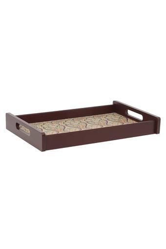 Rectangular Printed Empire Tray