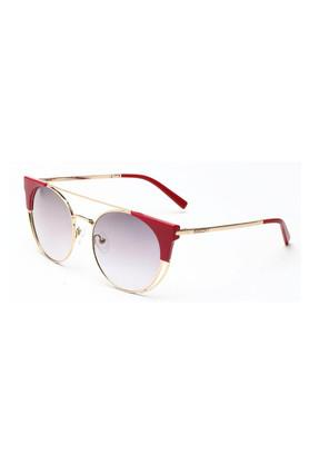 Womens Full Rim Round Sunglasses - 15 C1 S