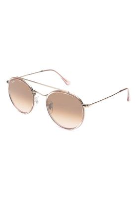 Unisex Browline UV Protected Sunglasses - 3647N9069A5