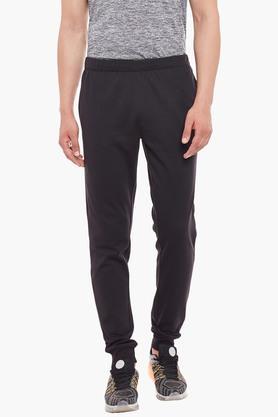 ALCISMens Slim Fit Solid Track Pants - 203300316