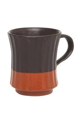 Aquiline Round Colour Block Mug