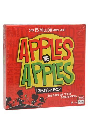 Unisex Apples To Apples Board Game