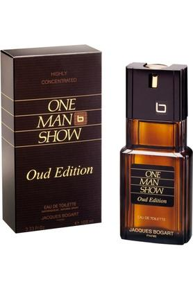 Mens Bogart One Man Show Oud Edition EDT - 100ml