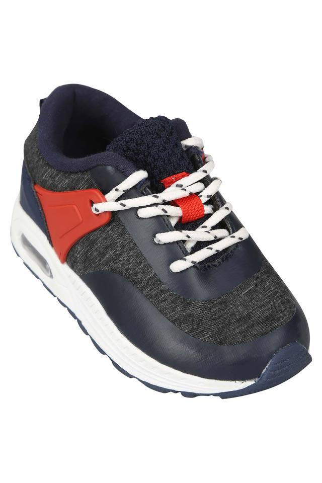 Boys Lace Up Sports Shoes