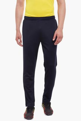 ALCISMens Slim Fit Solid Track Pants - 203098684