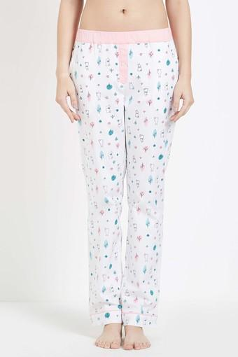 Womens Printed Pyjamas