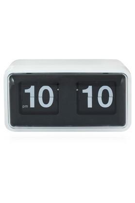 SPREADRectangular Flip Table Clock