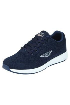 ATHLEISUREMens Mesh Lace Up Sports Shoes - 203578127_9308