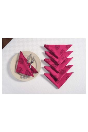 Printed Dinner Napkin Set of 6