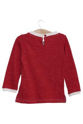 Kids Round Neck Assorted Top