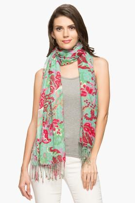 EXCLUSIVE LINES FROM BRANDS Womens Printed Shawl - 203305593