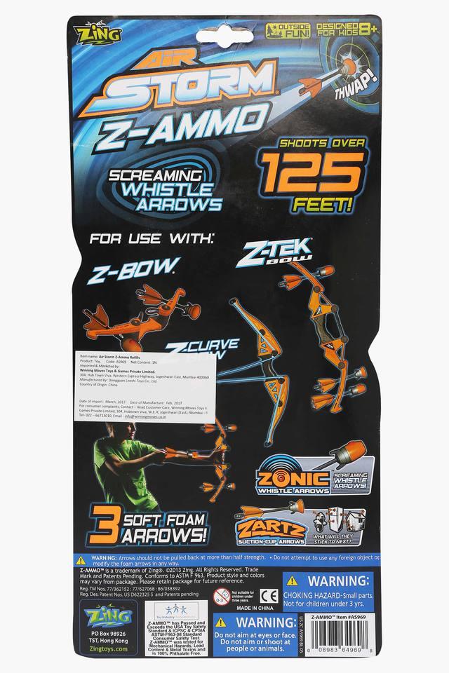 Unisex Air Storm Z-Ammo Refills