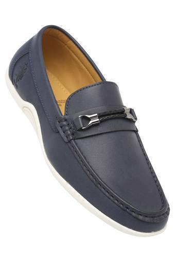 Buy U.S. POLO ASSN. Mens Leather Slip