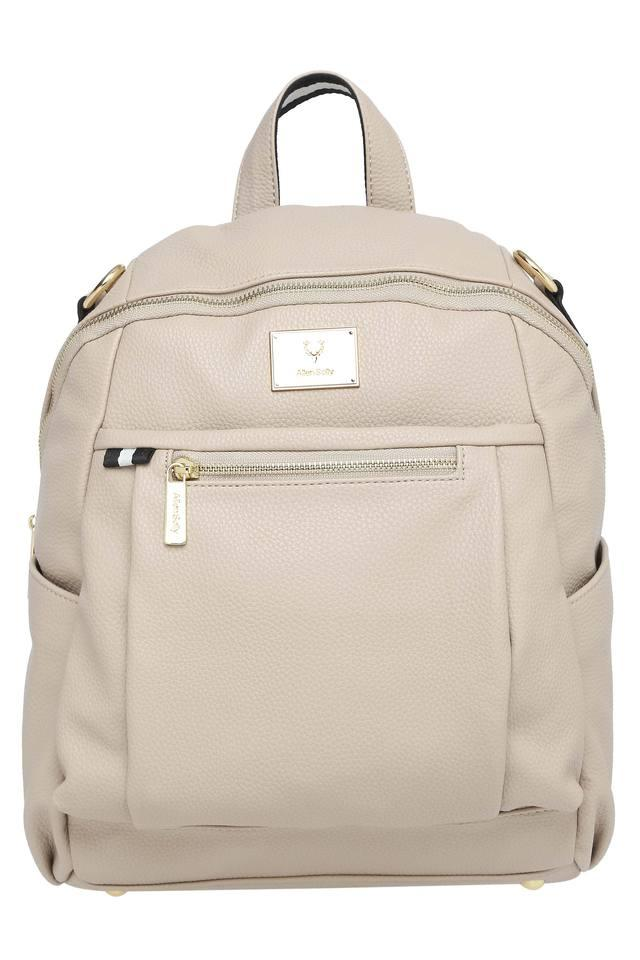Womens 1 Compartment Zip Closure Backpack