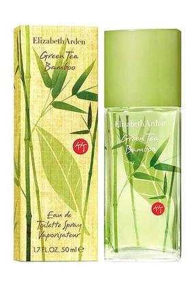 Womens Green Tea Bamboo Eau De Toilette - 50ml