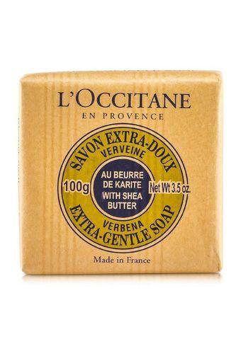 Unisex Shea Butter And Verbena Extra Gentle Soap - 100Gm