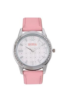 HORRAWomens Eco Series White Dial Analog Watch - HR717WLW90