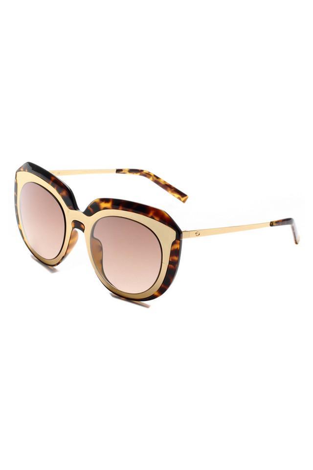 Womens Full Rim Cat Eye Sunglasses - 2193 C3 S