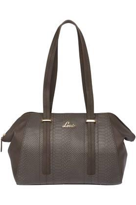 LAVIE Womens Zipper Closure Satchel Handbag - 203839754