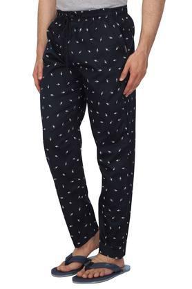 Mens 3 Pocket Printed Pyjamas