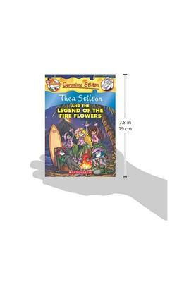 Thea Stilton and the Legend of the Fire Flowers: 15 (Geronimo Stilton - 15)