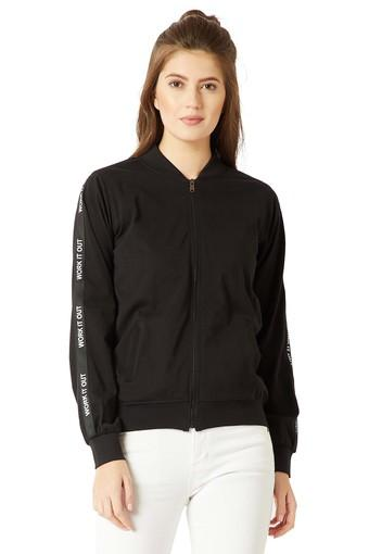 MISS CHASE -  Black Casual Jackets - Main