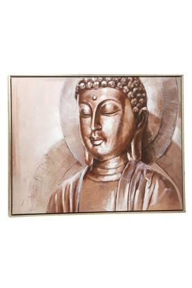 IVYBuddha Printed Canvas Art