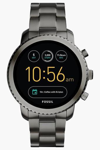 Mens Fossil Q Explorist Gen 3 Smartwatch - FTW4001